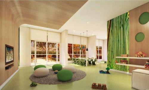 apartamento - brooklin - ref: 1032 - v-1032