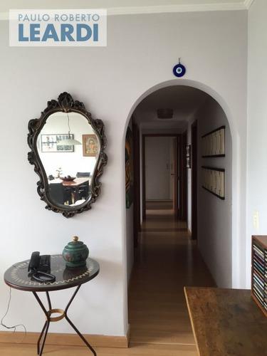 apartamento brooklin  - são paulo - ref: 323962