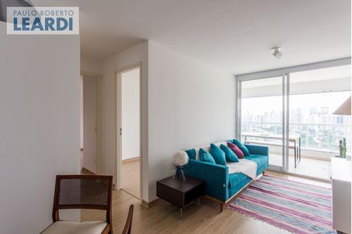 apartamento brooklin  - são paulo - ref: 368805