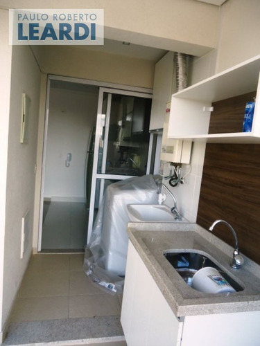 apartamento brooklin  - são paulo - ref: 396093