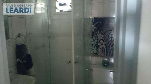 apartamento brooklin  - são paulo - ref: 398381