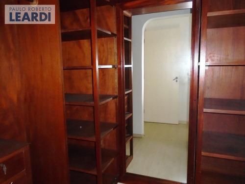apartamento brooklin  - são paulo - ref: 418230