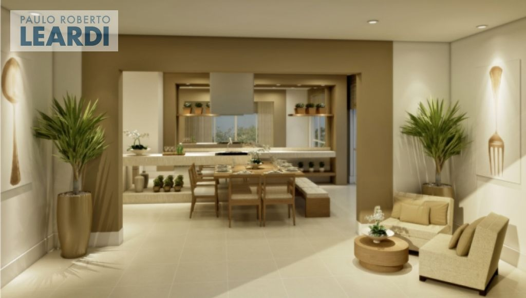 apartamento brooklin  - são paulo - ref: 418528