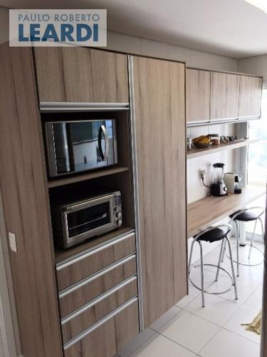 apartamento brooklin  - são paulo - ref: 418997