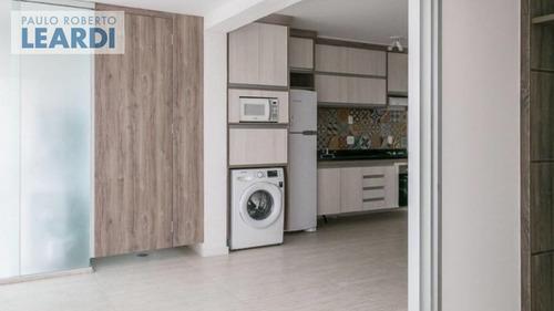 apartamento brooklin  - são paulo - ref: 420520