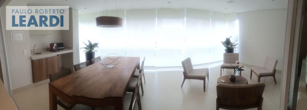 apartamento brooklin  - são paulo - ref: 422736