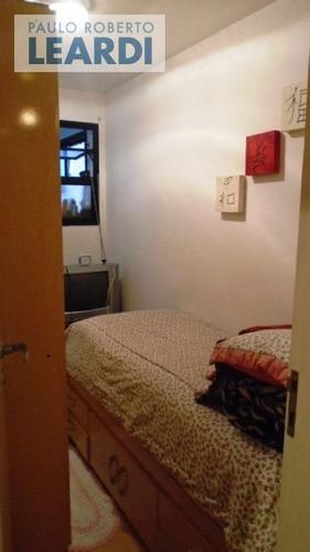 apartamento brooklin  - são paulo - ref: 423109