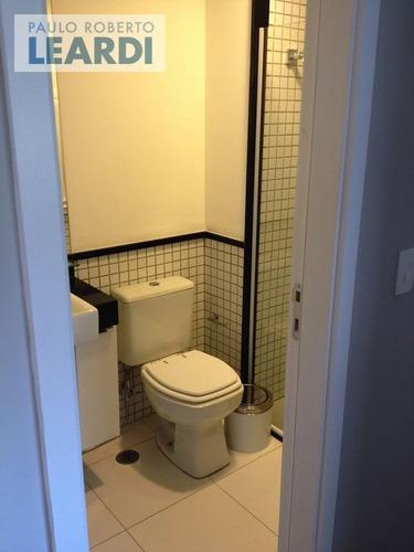 apartamento brooklin  - são paulo - ref: 423712