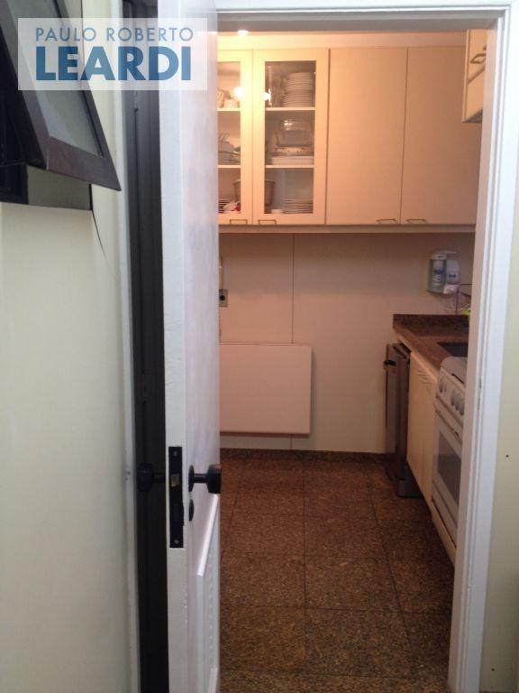 apartamento brooklin  - são paulo - ref: 429659