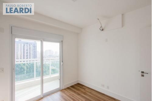 apartamento brooklin  - são paulo - ref: 429924