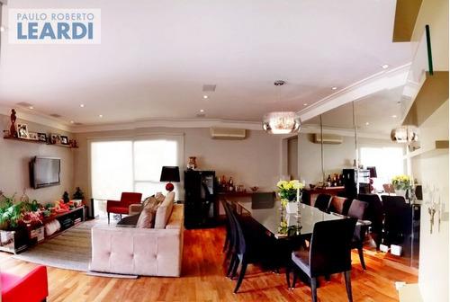 apartamento brooklin  - são paulo - ref: 430505