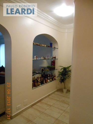 apartamento brooklin  - são paulo - ref: 432651