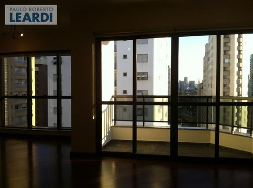 apartamento brooklin  - são paulo - ref: 432676