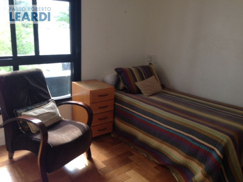 apartamento brooklin  - são paulo - ref: 435803