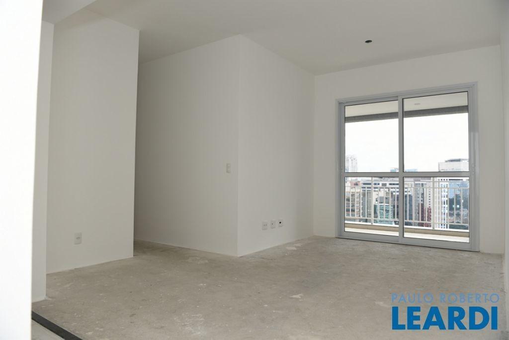 apartamento brooklin  - são paulo - ref: 439038