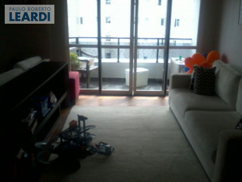 apartamento brooklin  - são paulo - ref: 439767