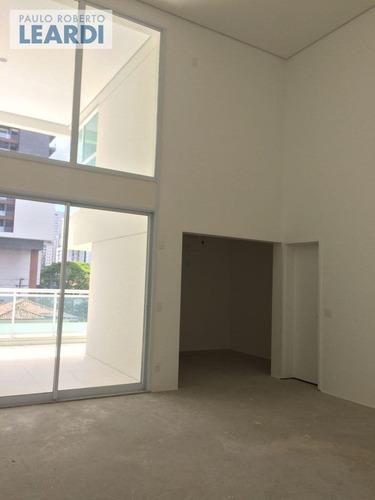 apartamento brooklin  - são paulo - ref: 439953
