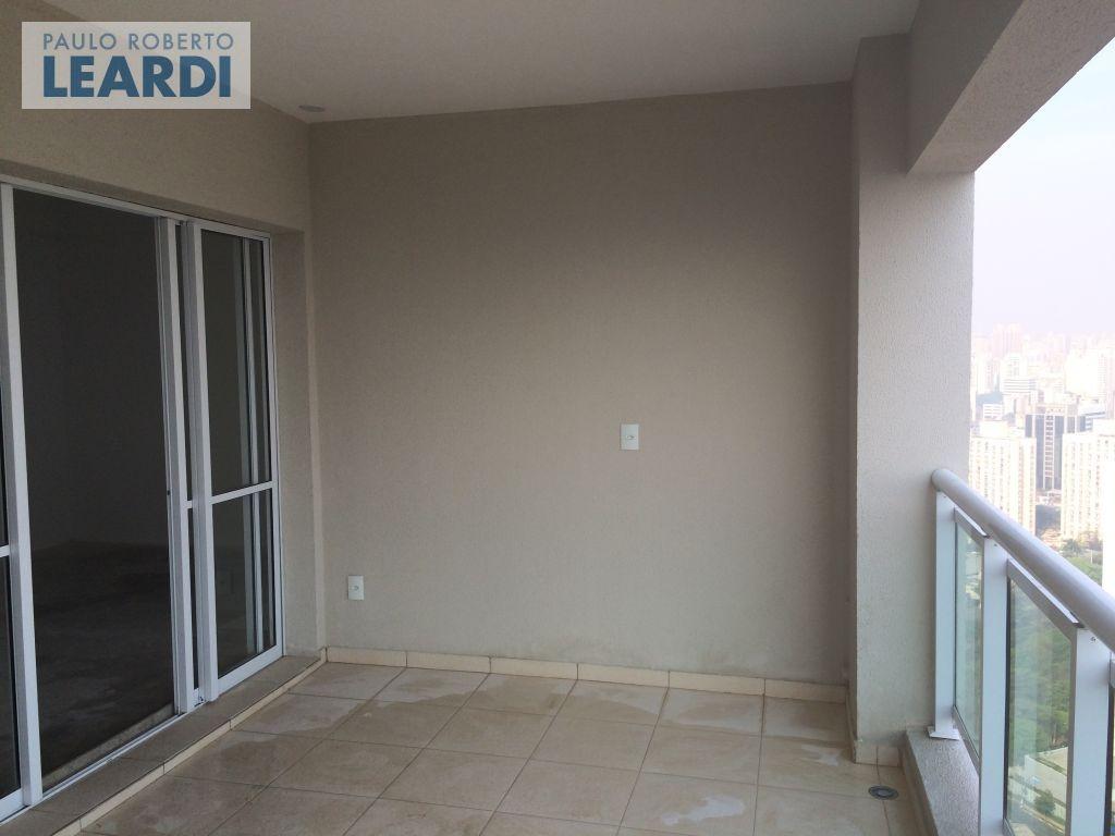 apartamento brooklin  - são paulo - ref: 441138