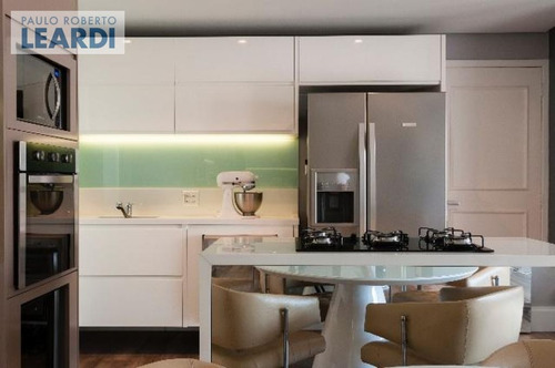 apartamento brooklin  - são paulo - ref: 442115
