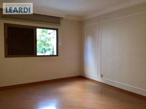 apartamento brooklin  - são paulo - ref: 442358