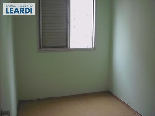 apartamento brooklin  - são paulo - ref: 444208