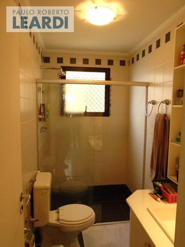 apartamento brooklin  - são paulo - ref: 449562
