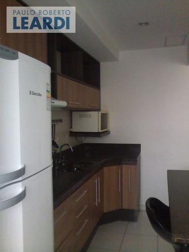 apartamento brooklin  - são paulo - ref: 451483