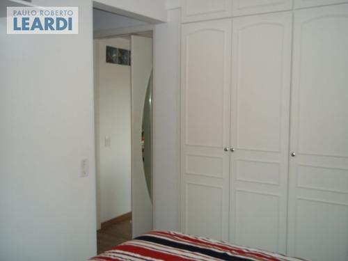 apartamento brooklin  - são paulo - ref: 453739