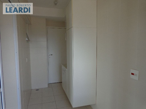 apartamento brooklin  - são paulo - ref: 456362