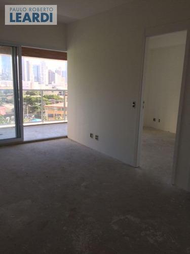 apartamento brooklin  - são paulo - ref: 456861