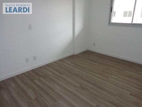 apartamento brooklin  - são paulo - ref: 465870
