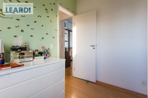 apartamento brooklin  - são paulo - ref: 465985