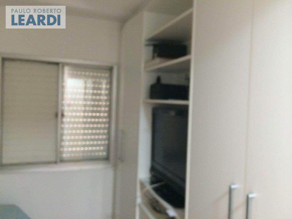apartamento brooklin  - são paulo - ref: 466038