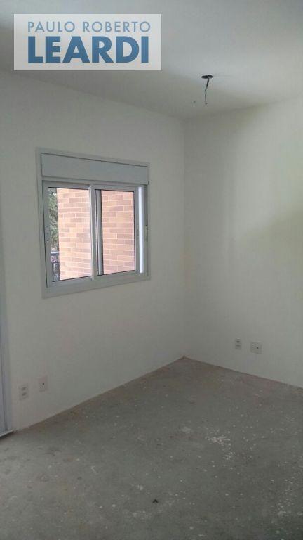 apartamento brooklin  - são paulo - ref: 466077