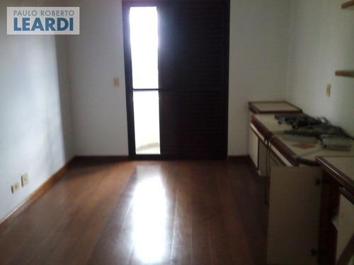 apartamento brooklin  - são paulo - ref: 467940