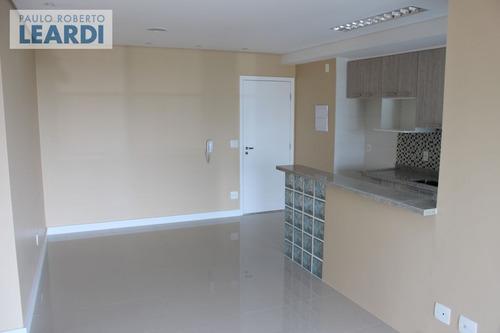 apartamento brooklin  - são paulo - ref: 468880