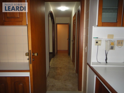 apartamento brooklin  - são paulo - ref: 469253