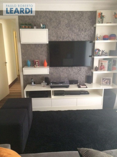 apartamento brooklin  - são paulo - ref: 470597