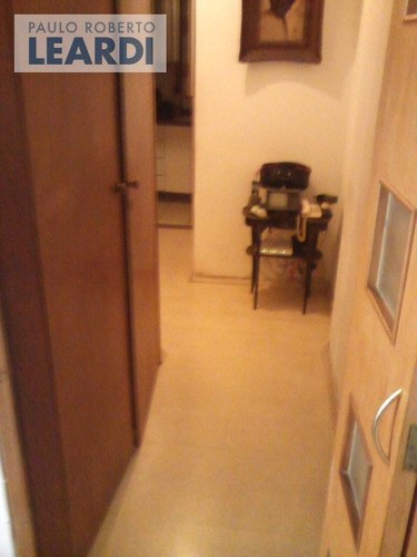 apartamento brooklin  - são paulo - ref: 473463