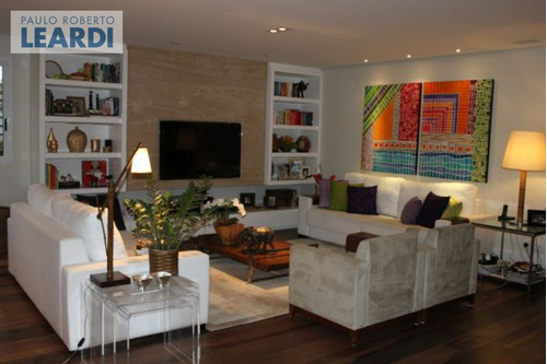 apartamento brooklin  - são paulo - ref: 474770