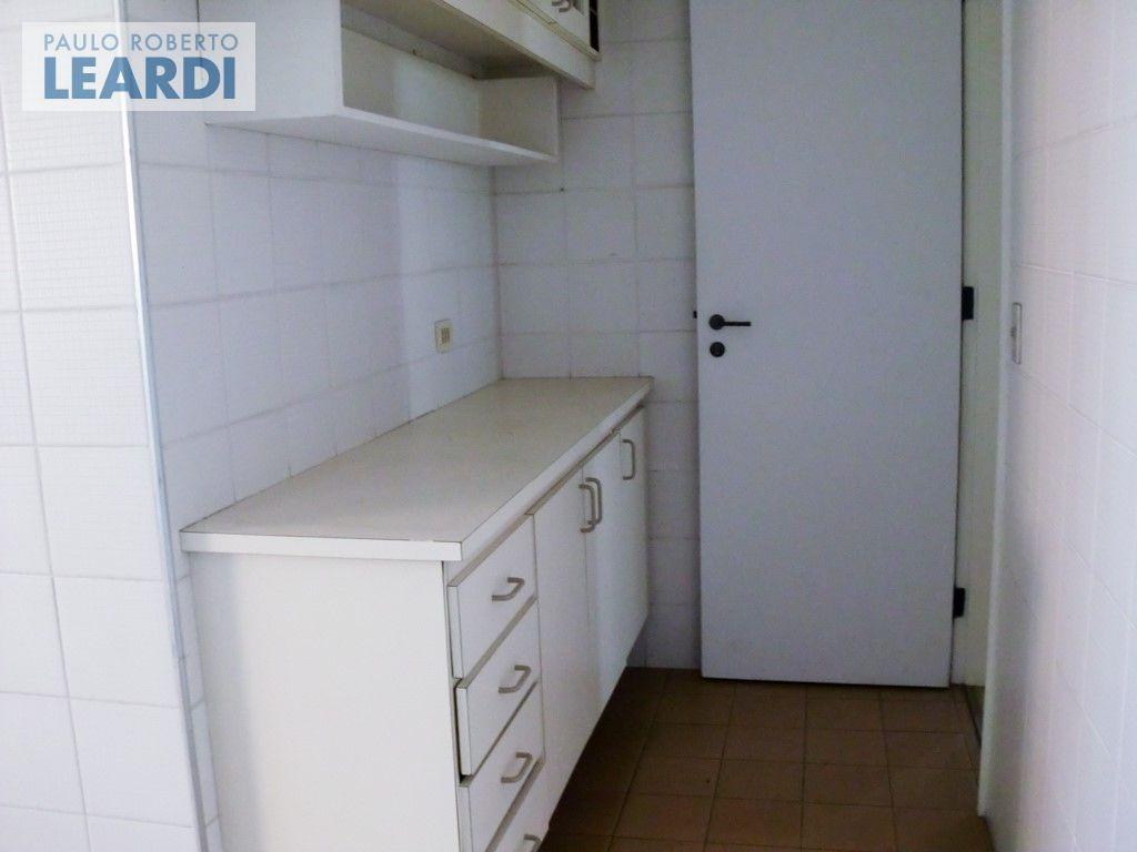 apartamento brooklin  - são paulo - ref: 474851