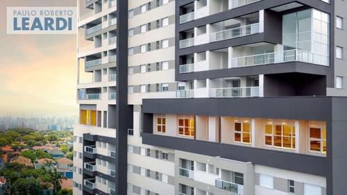 apartamento brooklin  - são paulo - ref: 478290
