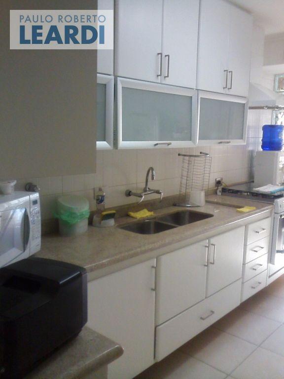 apartamento brooklin  - são paulo - ref: 478374