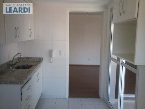 apartamento brooklin  - são paulo - ref: 483388