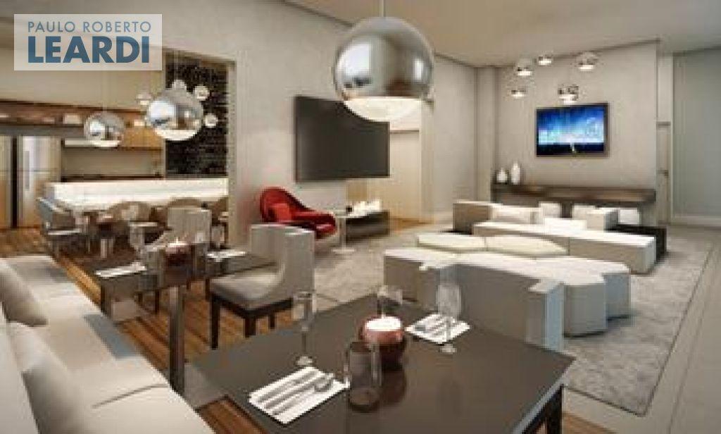 apartamento brooklin  - são paulo - ref: 484680