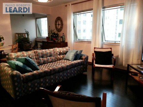 apartamento brooklin  - são paulo - ref: 487715
