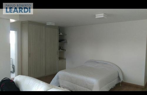 apartamento brooklin  - são paulo - ref: 487798