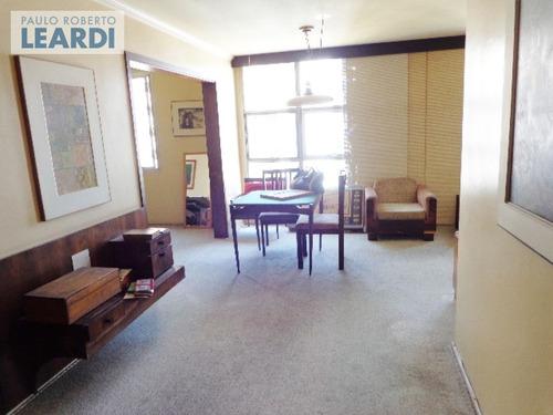 apartamento brooklin  - são paulo - ref: 488947