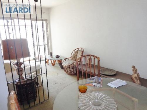 apartamento brooklin  - são paulo - ref: 488951