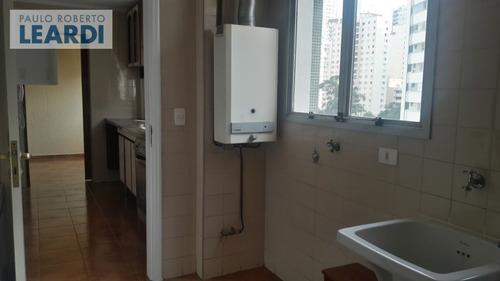 apartamento brooklin  - são paulo - ref: 491504